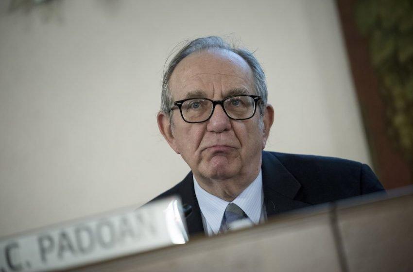 Padoan nuovo presidente di Unicredit