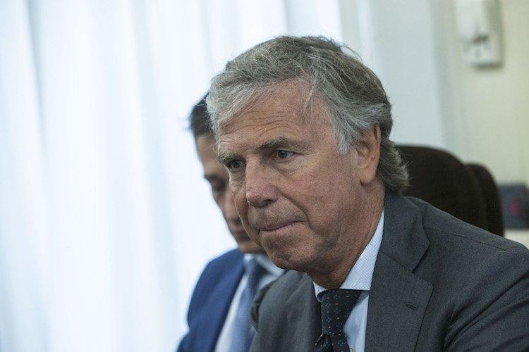 Preziosi chiama Assieta per la vendita del Genoa Calcio