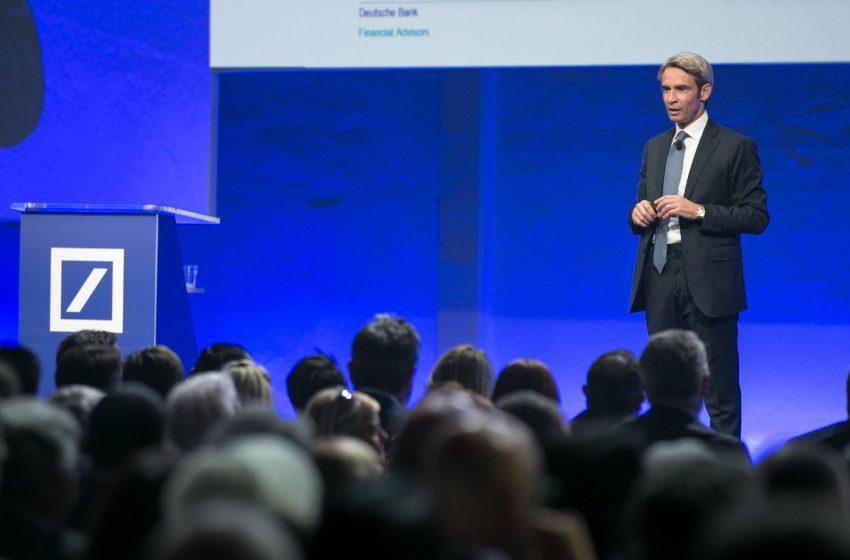 Deutsche Bank FA si riorganizza e punta a 20 miliardi