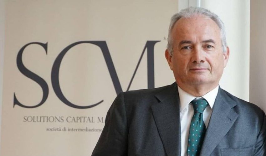 Scm Sim, in primo semestre scendono commissioni e margine d'intermediazione, pesa Covid