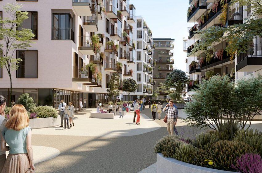 SeiMilano, in cantiere un nuovo quartiere verde e accessibile