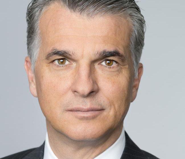 Swiss Re, Sergio Ermotti sarà presidente dal 2021