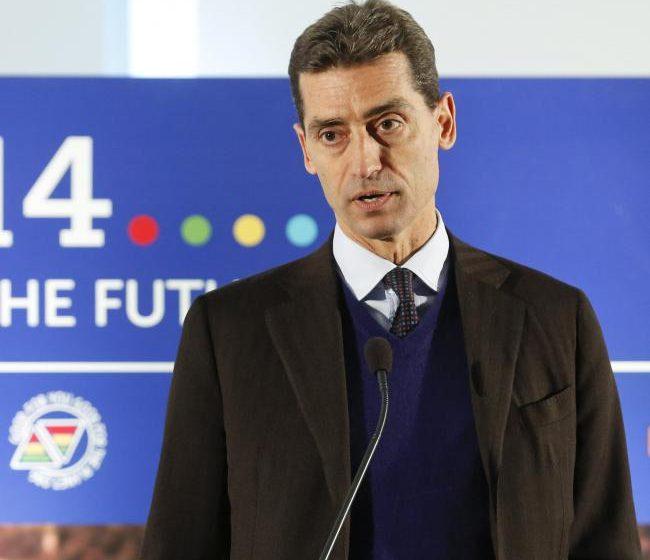Andrea Sironi presidente di Borsa Italiana