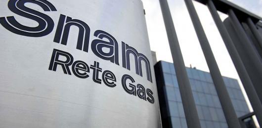 BEI finanzia Snam per 310 milioni per il potenziamento della rete gas italiana