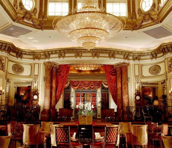 BNP PARIBAS NELLA VENDITA DEL THE ST REGIS GRAND HOTEL ALLO SCEICCO DEL QATAR
