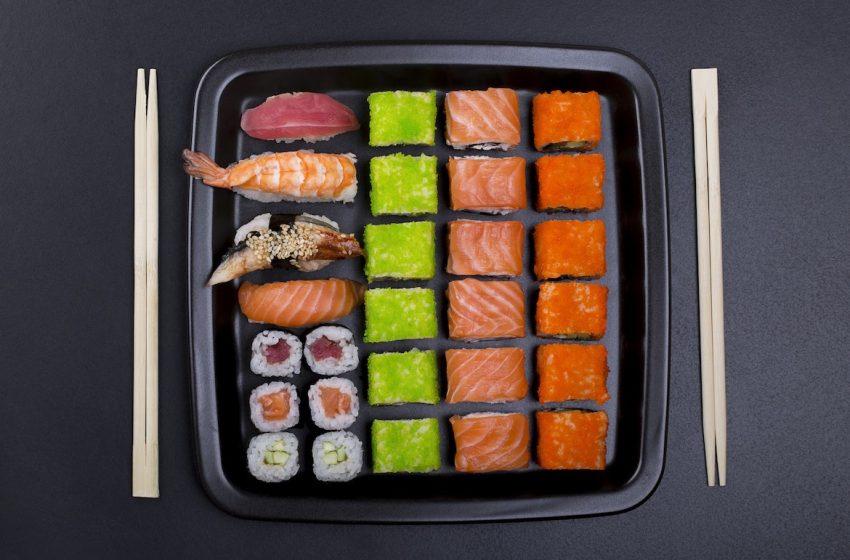 Just Eat: la pausa pranzo dei banker? È il sushi