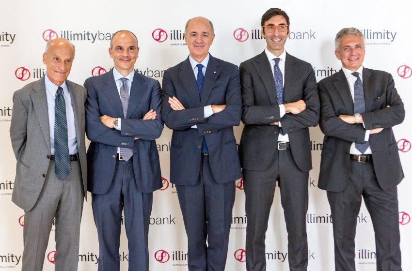 Al via Illimity, la banca di Corrado Passera