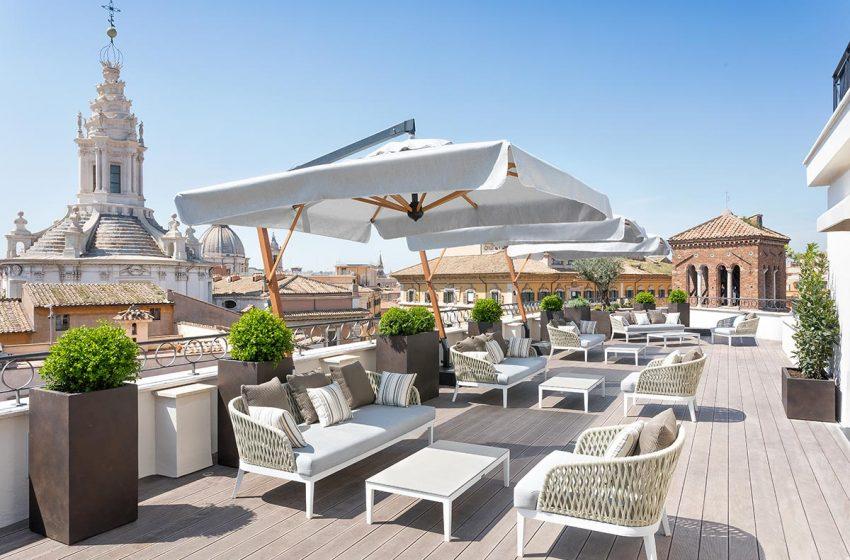 InvestiRE Sgr acquisisce da DeA Capital RE hotel The Pantheon Iconic a Roma