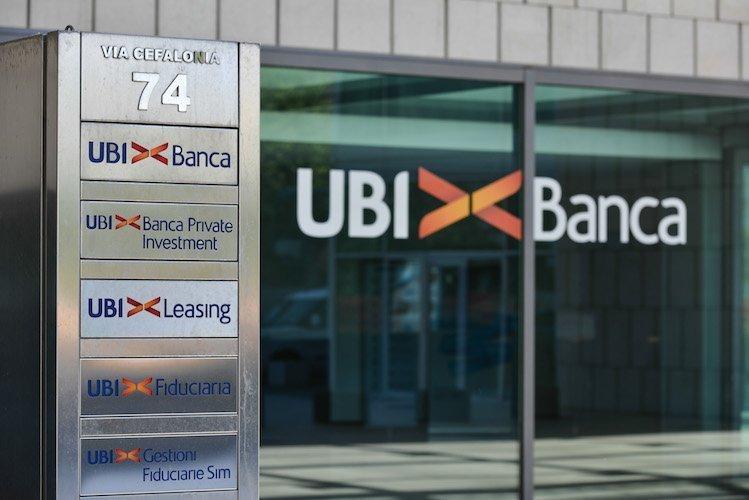 Ubi Banca con SocGen cartolarizza mutui per 857 milioni