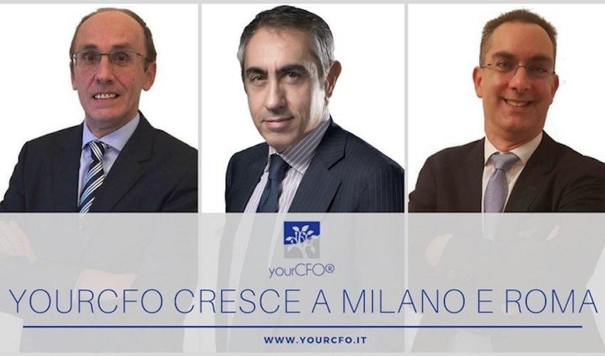 YourCFO cresce a Milano e Roma