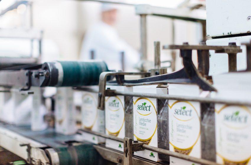 Agria (legumi Select), firma accordo con Invitalia