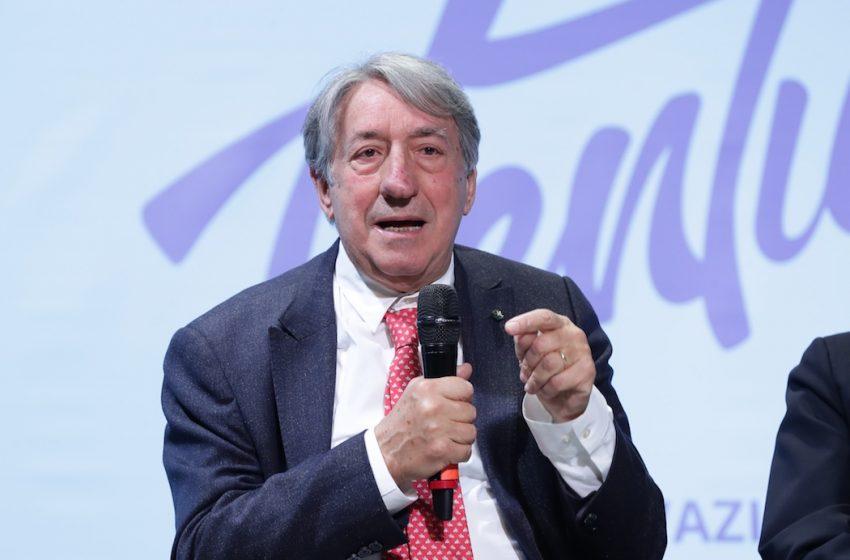 AIFI: Innocenzo Cipolletta designato presidente dell'associazione per il prossimo triennio