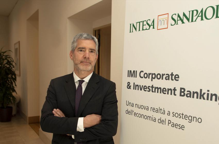 Intesa Sanpaolo, nuova direzione corporate finance mid-cap affidata ad Andrea Falchetti