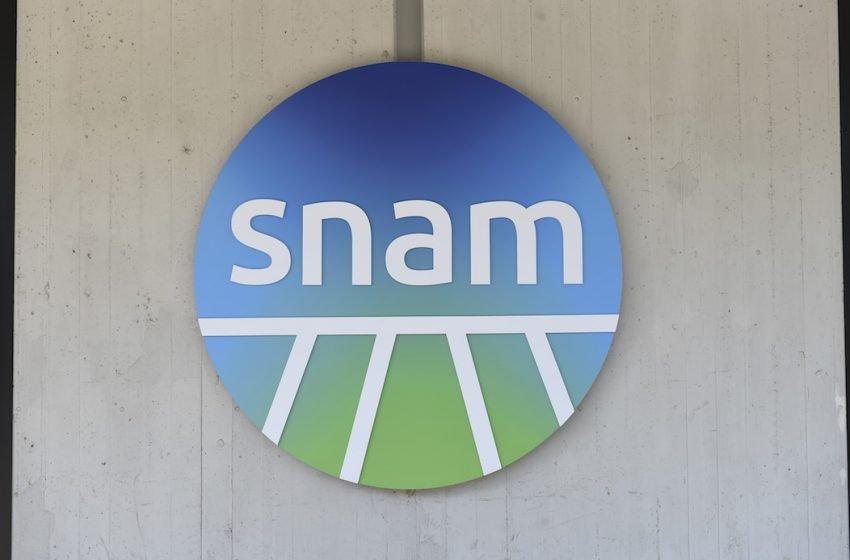 Snam: sottoscritto con Bei un finanziamento da 150 milioni per progetti di efficienza energetica