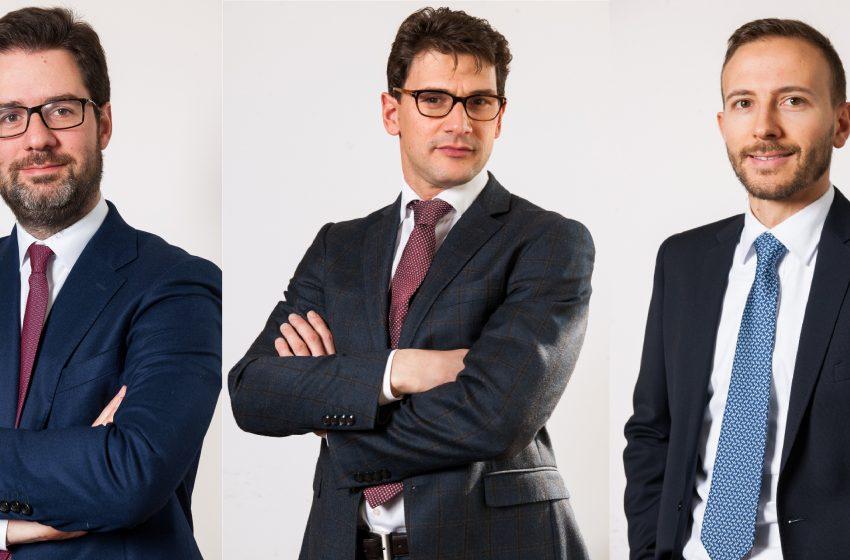 Wepartner rafforza la struttura con la nomina di tre nuovi partner