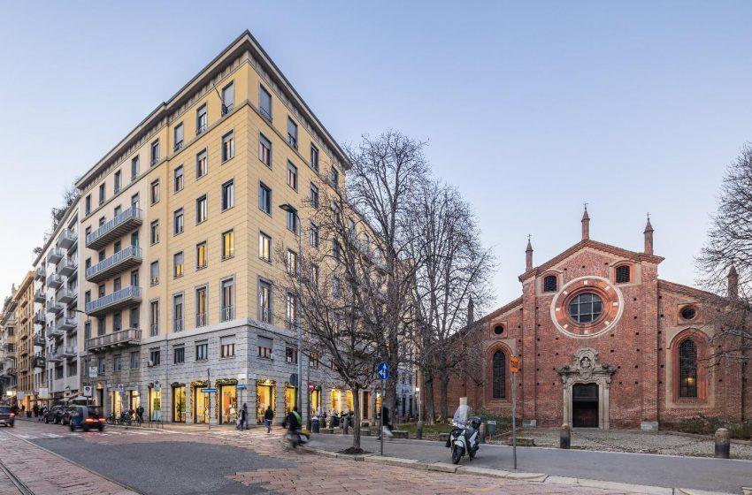 Il fondo Kryalos Opportunity Fund I acquisisce da Covivio un immobile in centro a Milano