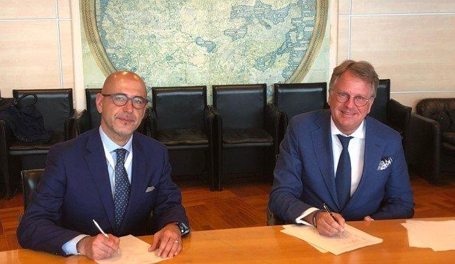 Italvolt e ABB annunciano un accordo per lo sviluppo della gigafactory